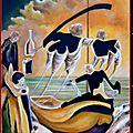 Andy warhol.....ou l'embarquement des bretonnes ....
