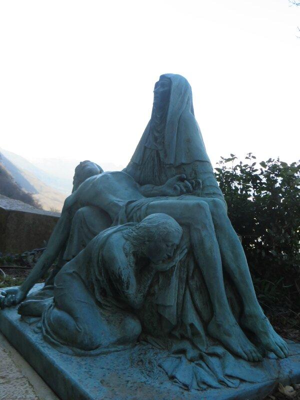 Oratoire La Pièta - Grotte de Sainte Baume