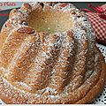 Kougelhopf - brioche alsacienne