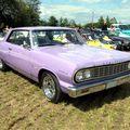 Chevrolet malibu de 1964 01