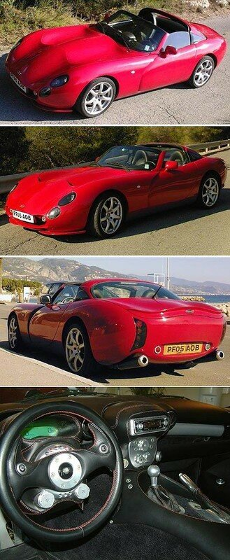 TVR - Tuscan S MK2 - 2005