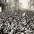 1945 - les usa font mettre le vice-president argentin juan peron en prison