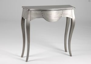 un meuble console argent meubles et d coration amadeus. Black Bedroom Furniture Sets. Home Design Ideas