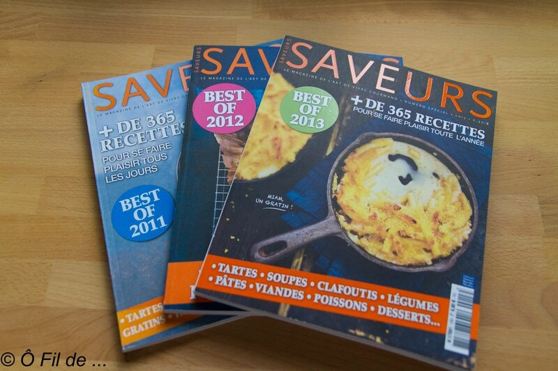Bests Of Saveurs