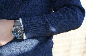 la montre hoimme look
