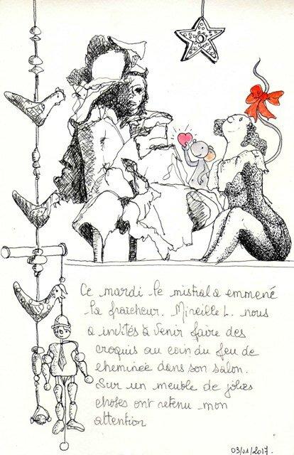 chez Mireille L (1)