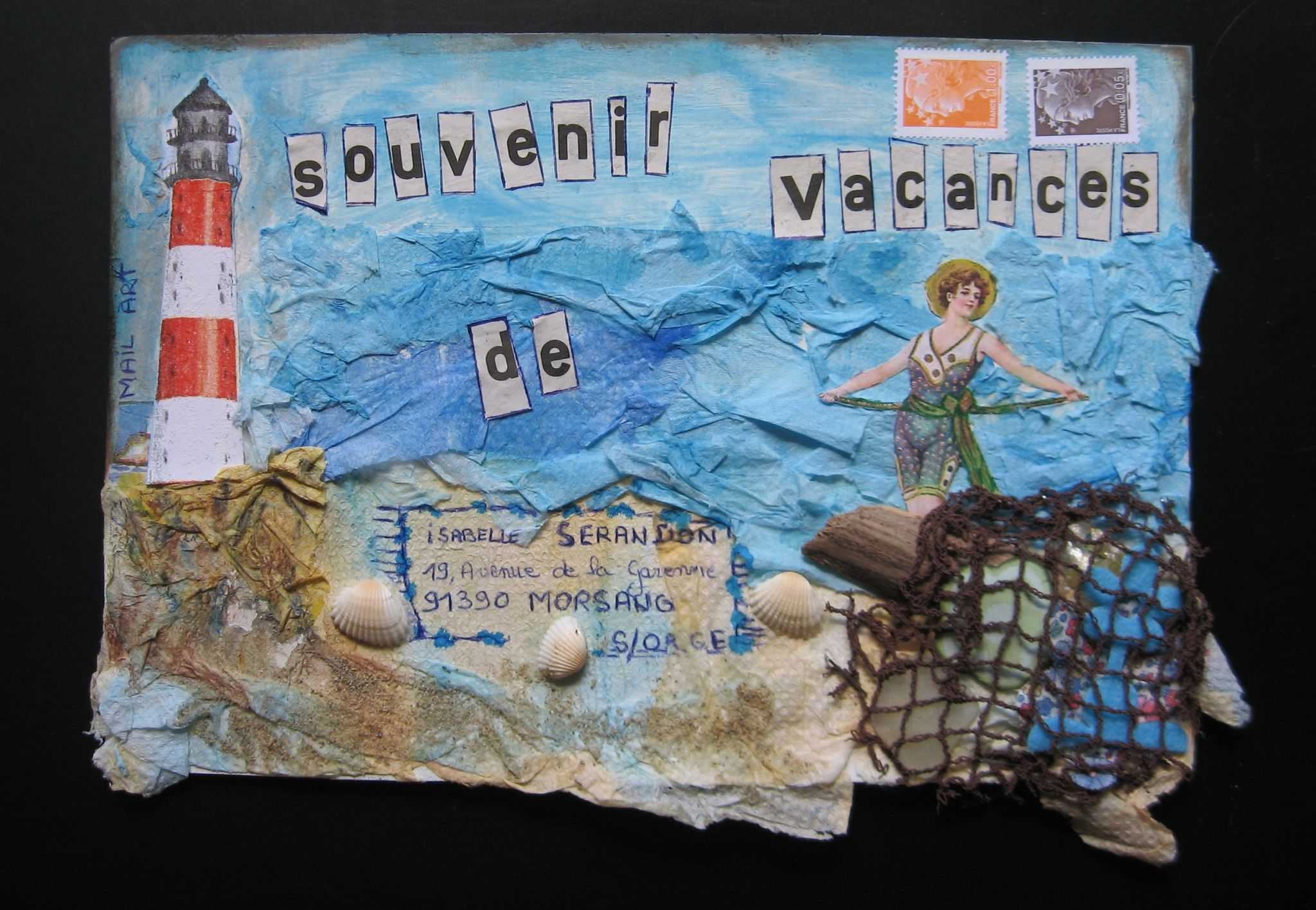 mail art incartades