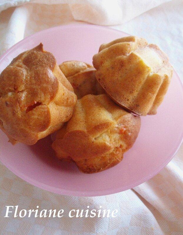 cakes poivron gillé chèvre 1