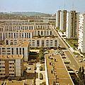Cenon, agglomération de Bordeaux, la cité Palmer