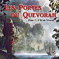 Les portes du quevorah / l'île de nivurse