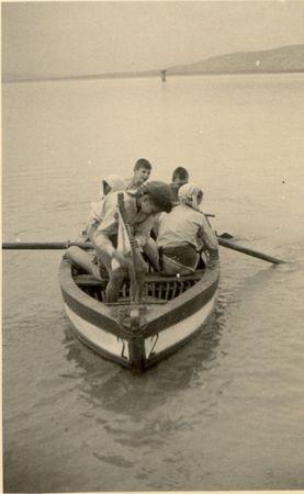 30 tbg barrage cavaygnac n'fis les cigognes 1955