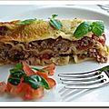 Les meilleures lasagnes …
