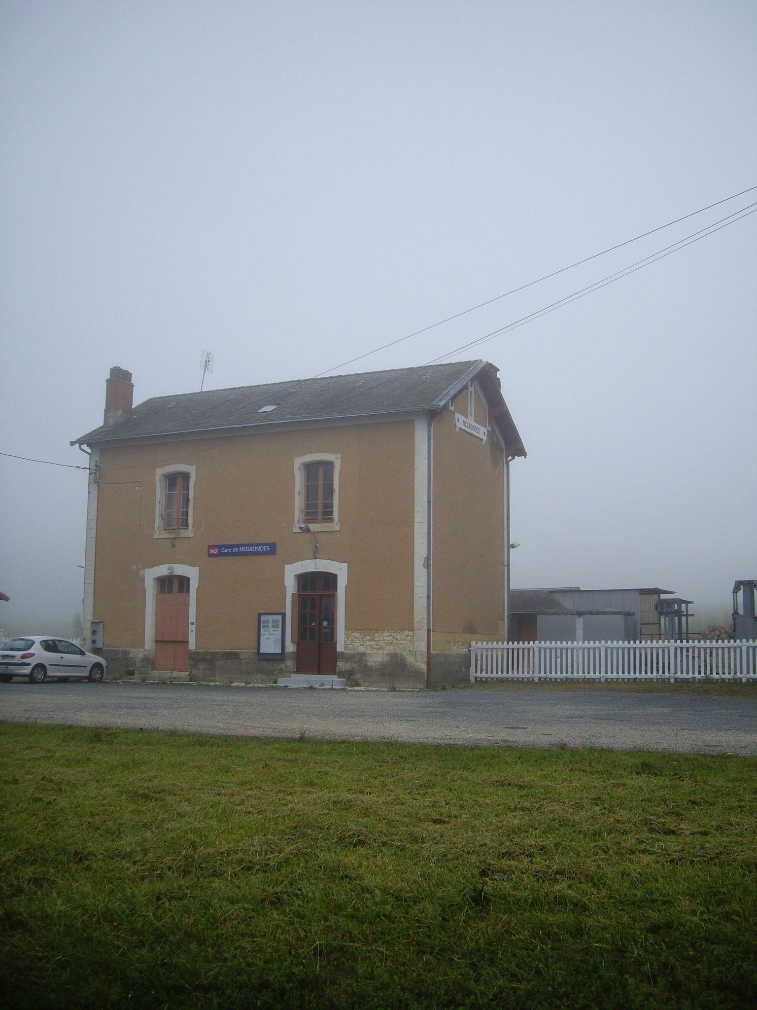 Négrondes (Dordogne - 24)