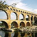 pont du Gard - Gard