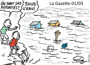 La Gazette 01 03