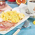 Défi #1 : le petit déjeuner f&p