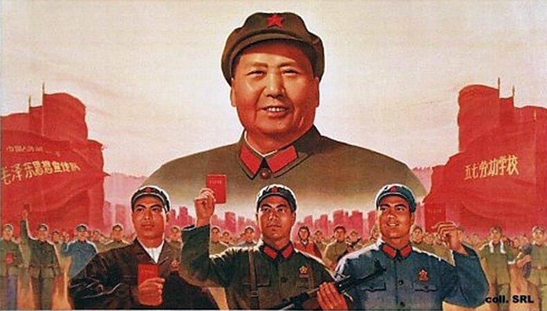 Mao Tse Toung 's cultural revolution