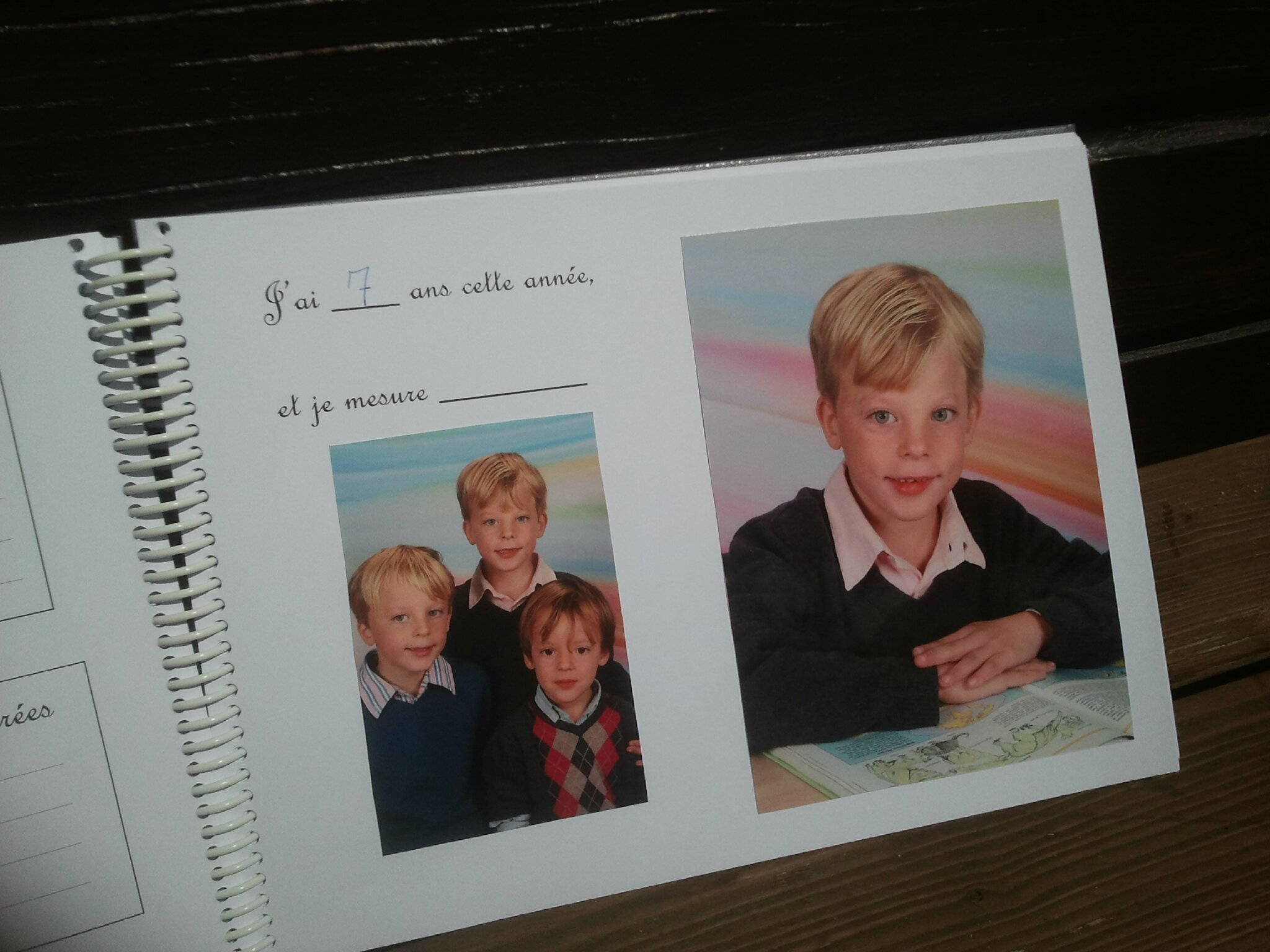 Top Jolis et bien utiles: les albums *photos de classe* de l atelier  ZL58