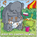 Vive les couches lavables!