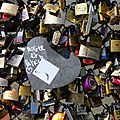Coeur, cadenas, Pont des arts_8676