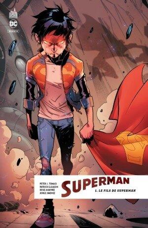 superman rebirth 01 le fils de superman