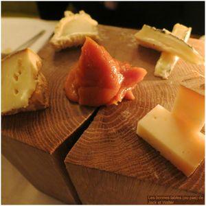 Les fromages de Xavier (1)