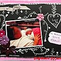 2012 06 scrapbooking - Chloé 2009 2010 - page 01