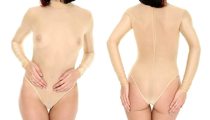 Body chair spandex transparent BDC32-4