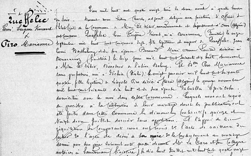 1883 le 2 août M Louis Eugène Vincent à Mers El Kébir_1