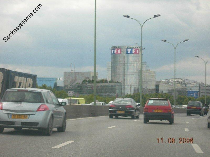 Paris-Siège de TFI