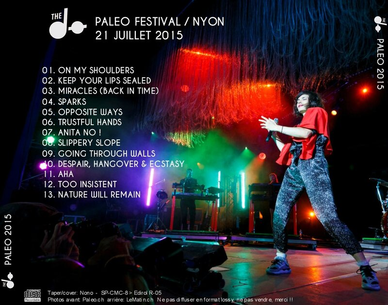 The Do, Nyon, Paleo Festival, 21