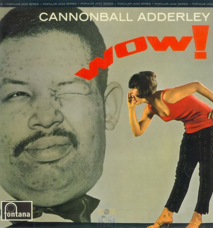 Cannonball Adderley 1928 1975 Cover Jazz