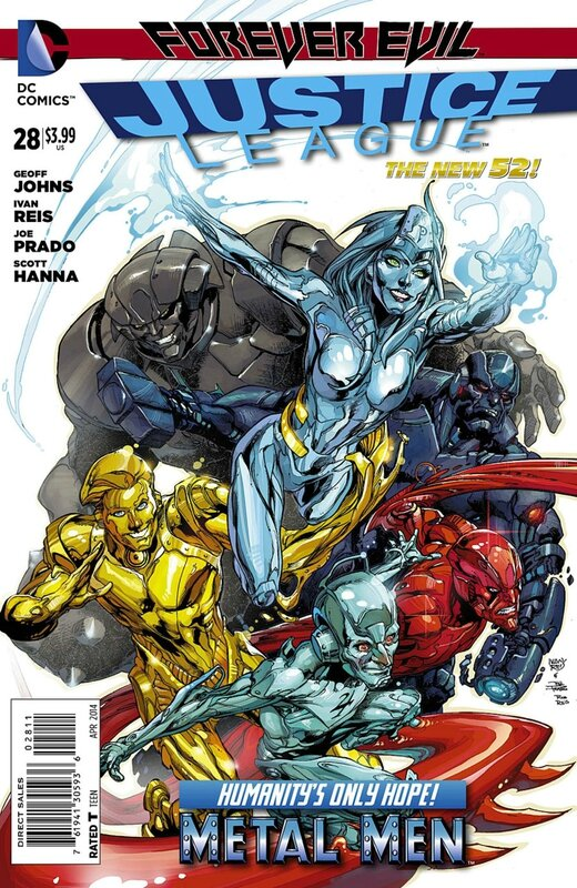 new 52 justice league 28