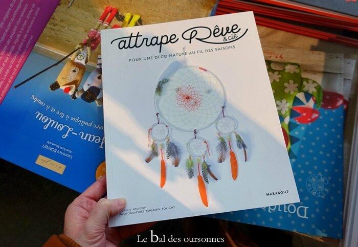 115 Blog Creativa Grenoble Salon Couture Loisirs créatifs Livre Attrape Rêve & Cie
