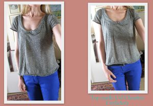 Top maille CC2