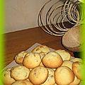 Cookies aux noix...