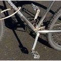 J'ai mis une chaîne neuve à mon vélo...
