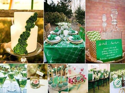 mariage emeraude rose fantaisie wedding planner wedding d co. Black Bedroom Furniture Sets. Home Design Ideas