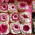 Sac d'été au crochet : des fleurs des fleurs !!
