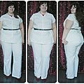 Frenchcurves : total look blanc