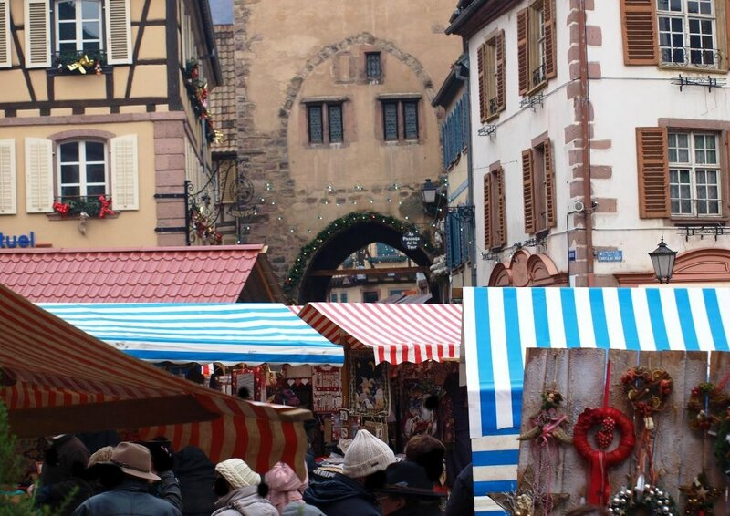 MARCHE NOEL MEDIEVAL RIBEAUVILLE 08