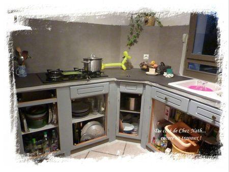 Cuisine Meubles Gris. Meuble Cuisine Couleur Taupe Best Of Cuisine ...