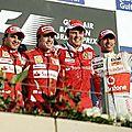 Alonso gagne le grand prix de chine