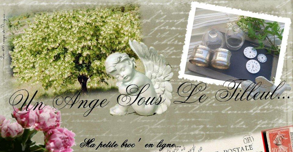 Val - Un ange sous le tilleul...