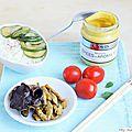 Aiguillettes aux champignons noirs et à la moutarde épices & aromates {recette veggie}