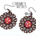 Boucles d'oreilles - Earrings