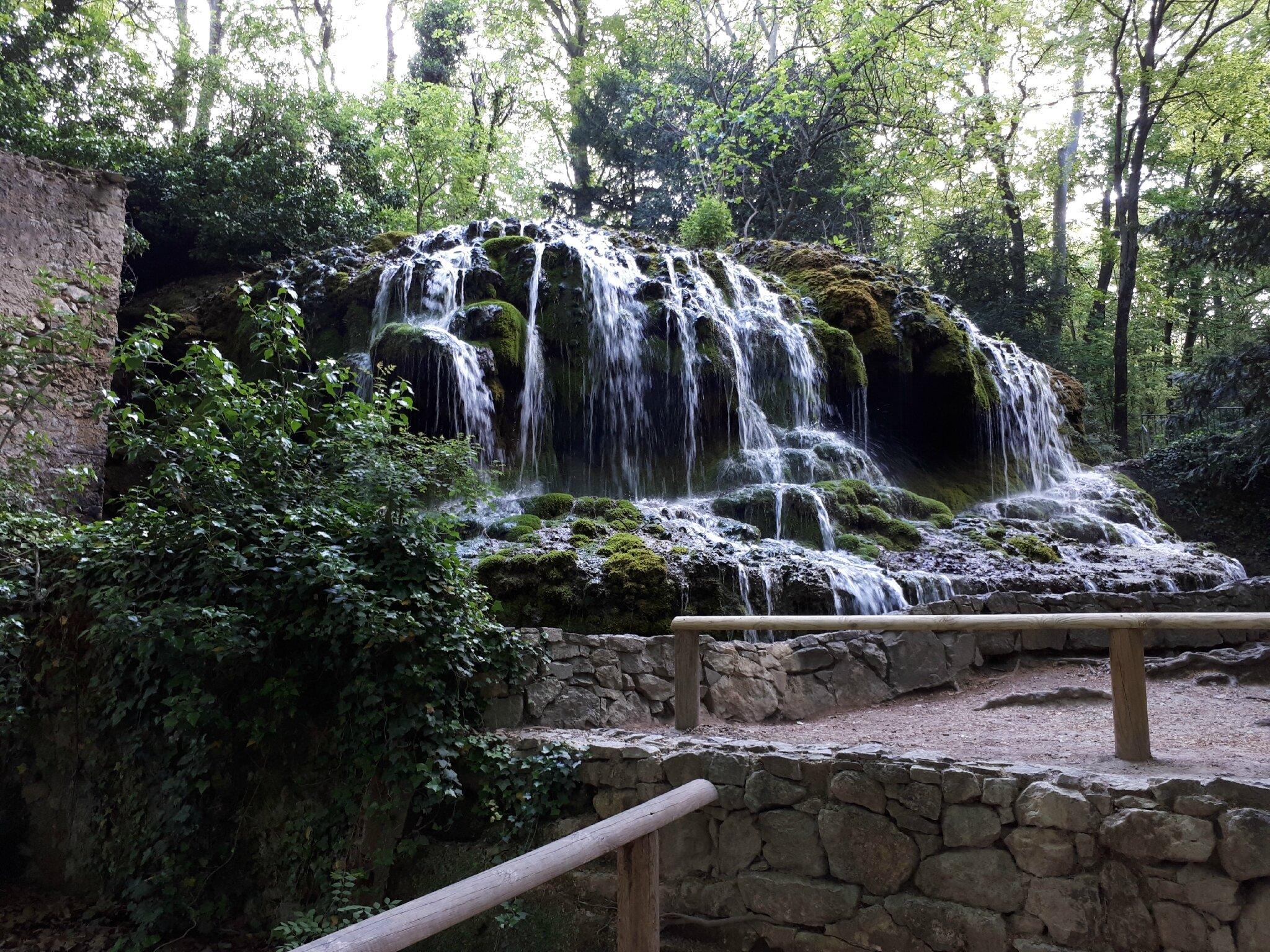 le parc de la vallée de Saint-Pons 22 avril