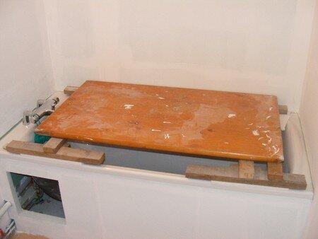 Sixi me jour on refait la salle de bain for Peindre une baignoire