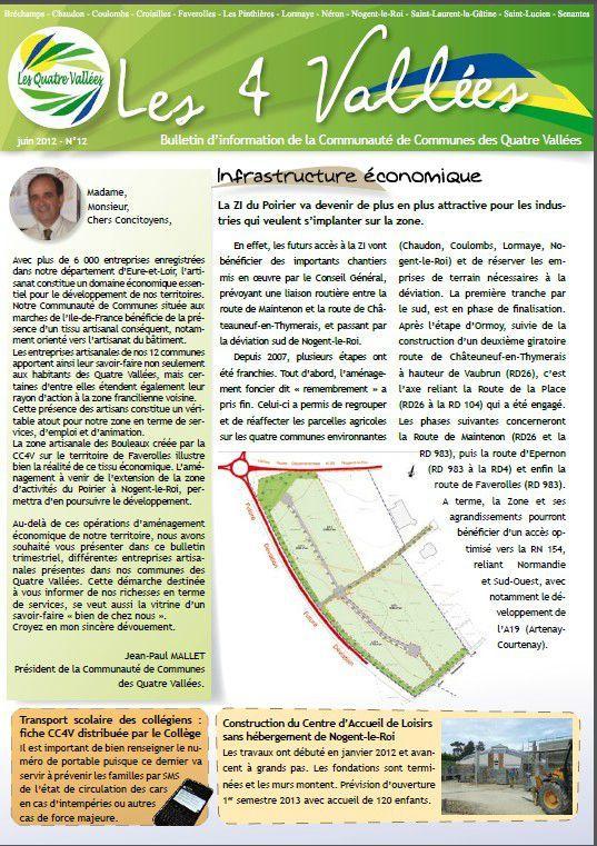 Brochure d'information sur la sortie centre adolescent