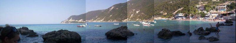 Lefkada, Agios Nikitas